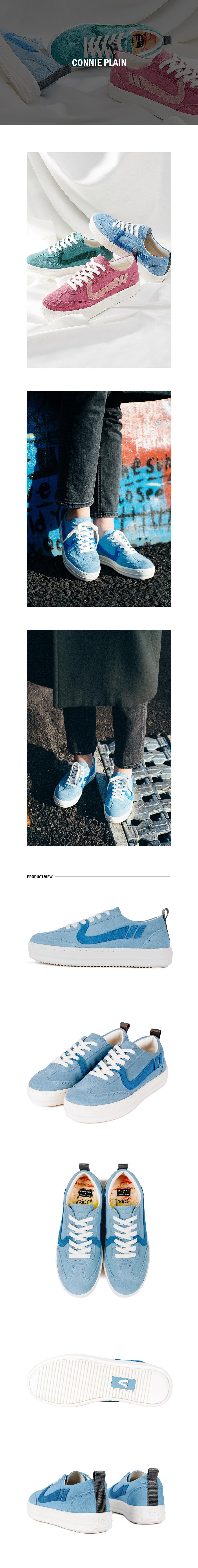 제이다울(J.DAUL) 코니 플레인_CONNIE PLAIN LITTLEBOY BLUE_JD13